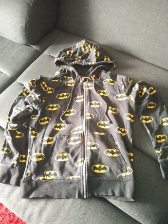Bluza z kapturem batman