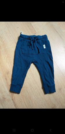 Spodnie dresowe h&m