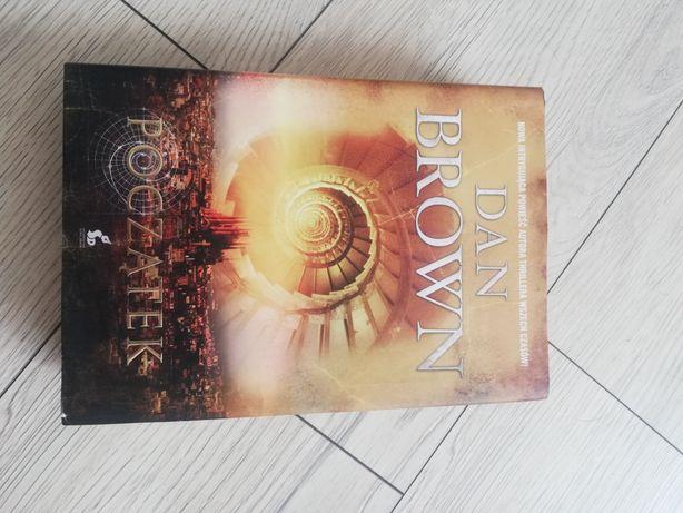 """Nowa książka """"początek"""" Dana Browna"""