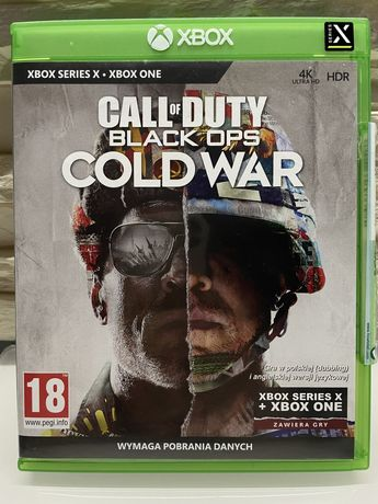 Call of Duty Black Ops COLD WAR Xbox Series S X One PL