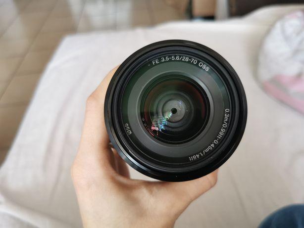 Obiektyw Kitowy 28-70 mm do Sony E, jak nowy