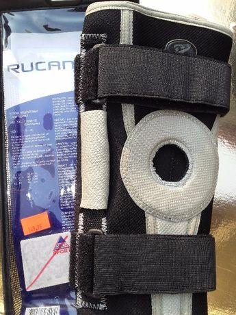 Ściągacz rehabilitacyjny kolano Nowy Rucanor M
