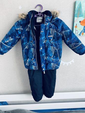 Зимовий костюм  lenne 98+6 як новий
