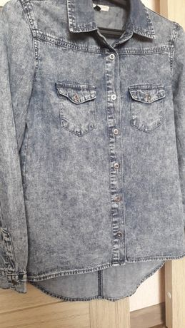 Джинсова рубашка