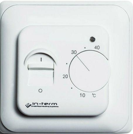 Термостат для электрического теплого пола.
