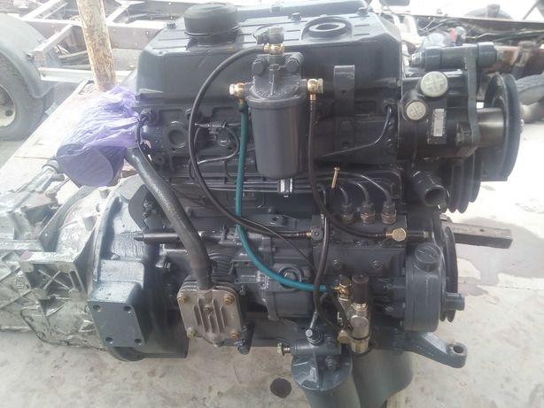 Двигатель Мерседес ОМ 364