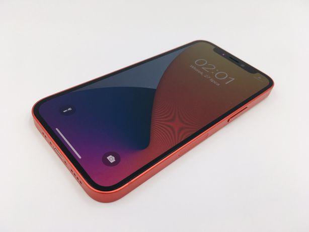 iPhone 12 mini 128GB RED • GW do 20.04.22 • DARMOWA wysyłka • FAKTURA