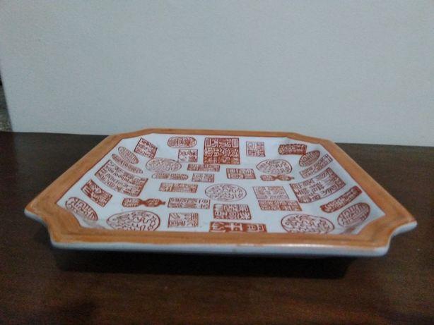 Taça de porcelana Chinesa