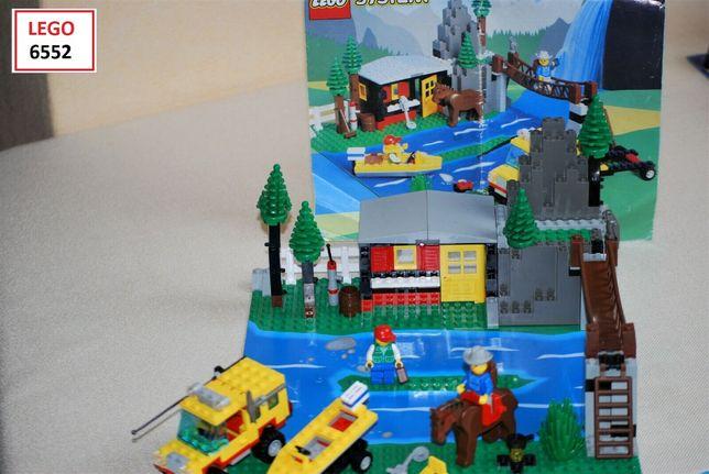 LEGO City Classic: 6552; 6398; 6544; 6672; 6694; 6356; 6659; 6358
