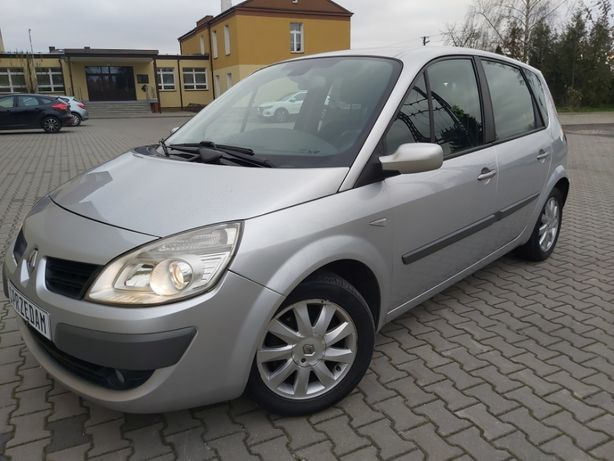Renault Scanic ,,Nawigacja''