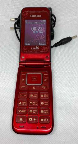 Телефон-раскладушка samsung GT-e2530