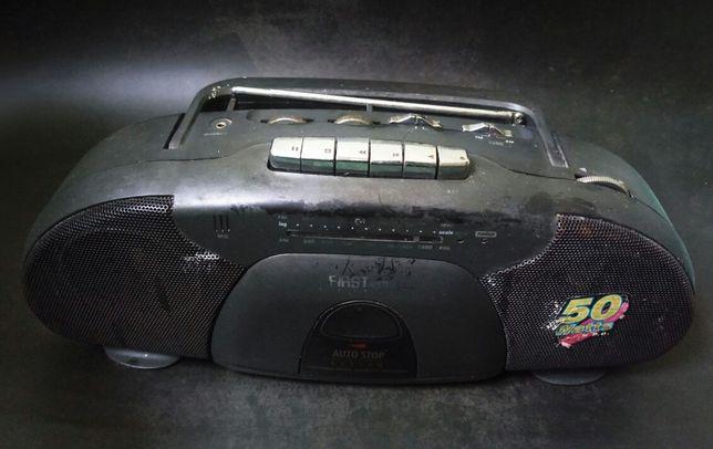 Магнитофон кассетный FM, First Austria