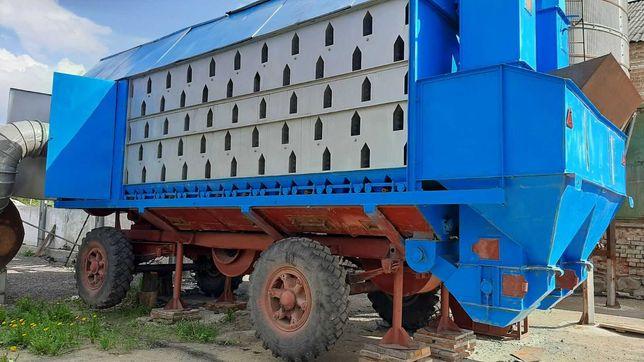 Зерносушілка на 8 тонн/год