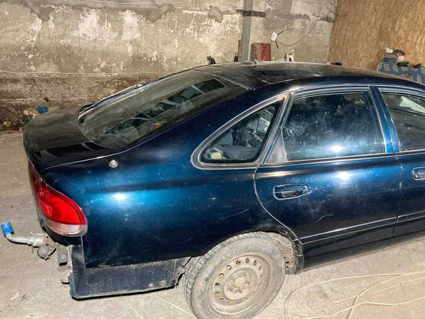 Разборка Mazda 626 ge 2.0 дизель,1994 б/у запчасти, шрот.
