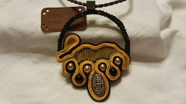 Wisior/naszyjnik /hand made biżuteria