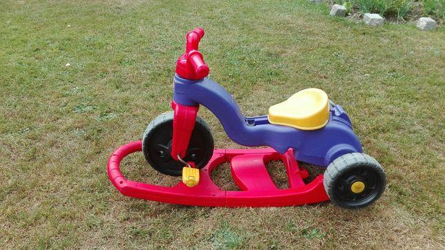Rowerek dla dziecka 2-5 lat
