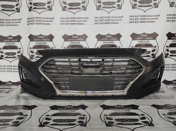 Бампер Sonata 2018- Соната Капот Решетка Крылья
