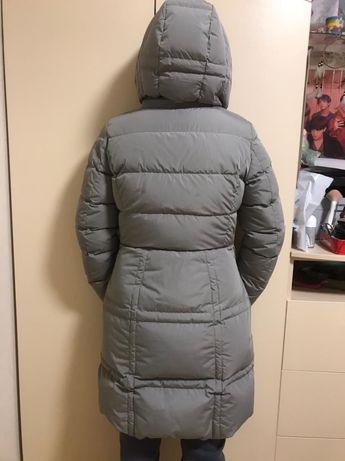 Пальто пуховик женский Geox