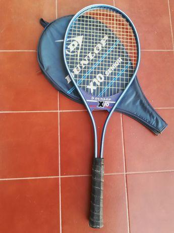 Raquete de ténis Dunlop X10 Senior