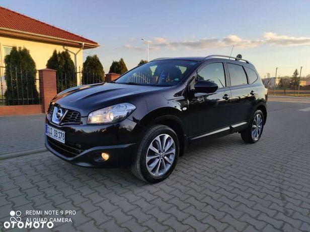 Nissan Qashqai+2 Po opłatach*Navi*Xenon*Skóra*Kamera 360* Panorama