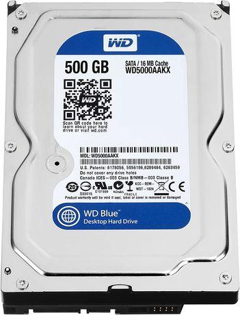 Promoção Discos HDD 500gb