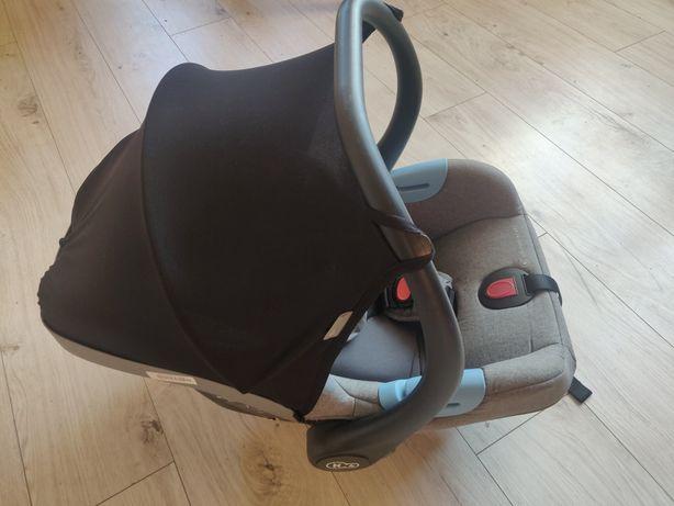 Автокресло-переноска Kinderkraft Mink Gray Melange (KKFMINKGRM0000)