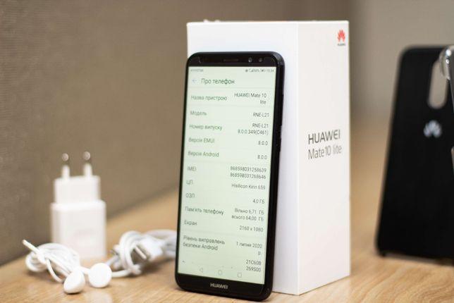 Смартфон, телефон HUAWEI Mate 10 Lite | c Google Play Market