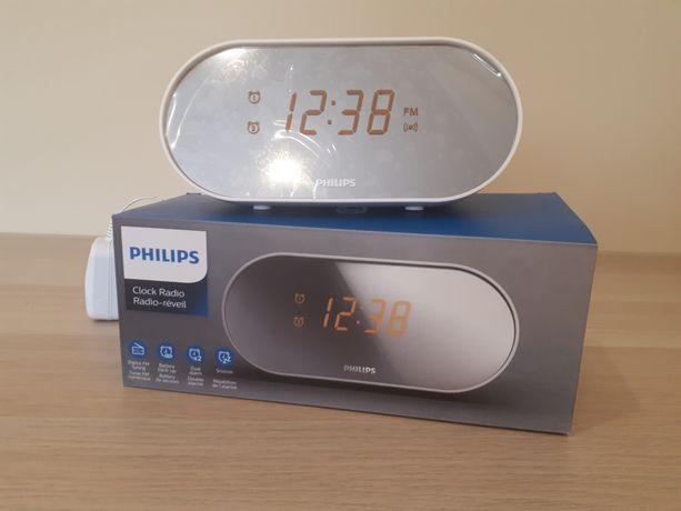 Radio budzik Philips
