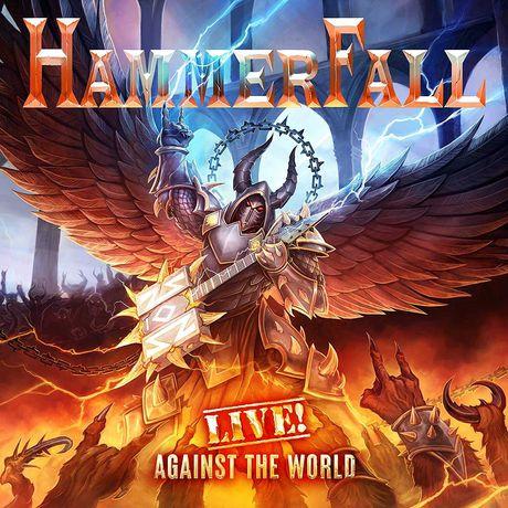 Hammerfall у Києві 15.03.2022