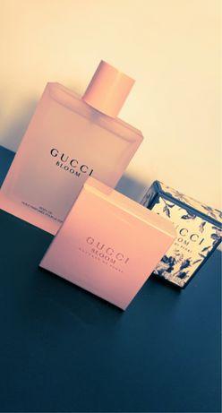 Oil Gucci Bloom + Mydło Gucci Bloom