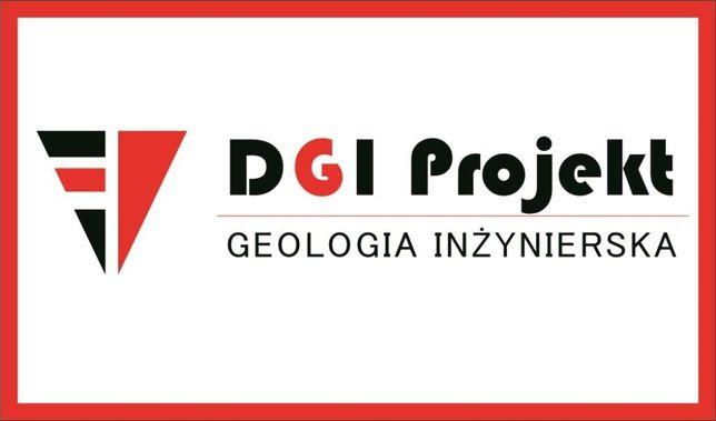 Geolog, badania geologiczne geotechniczne gruntu, opinie, dokumentacje