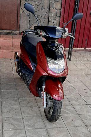 Yamaha cignus ful