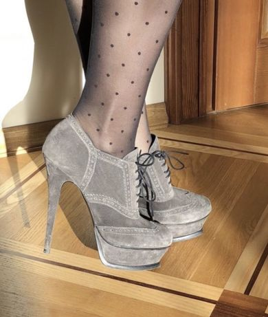 Взуття черевички YSL