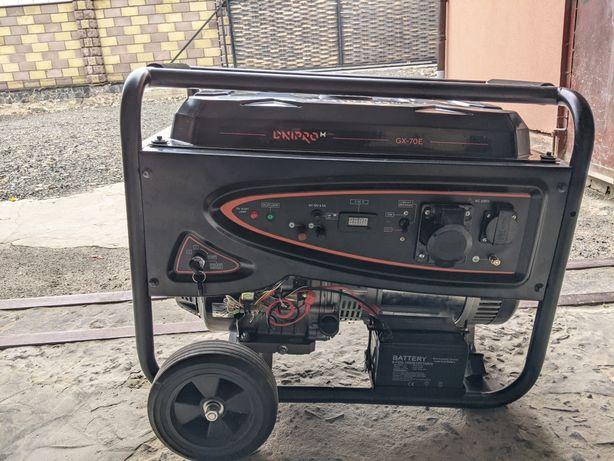 Генератор Dnipro-M GX-70E