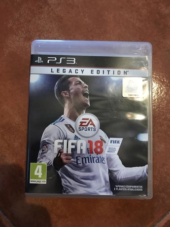FIFA 18 - Playstation 3