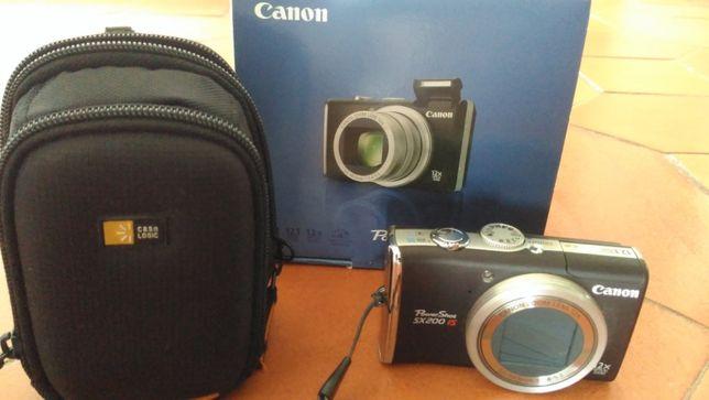 Maquina Fotog Canon PowerShot (12x zoom)