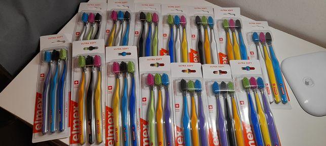 Набір зубних щіток Elmex 3шт.