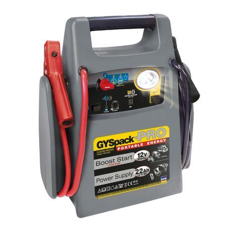 Arrancador de baterias Starter GYSPACK PRO 12V 22Ah