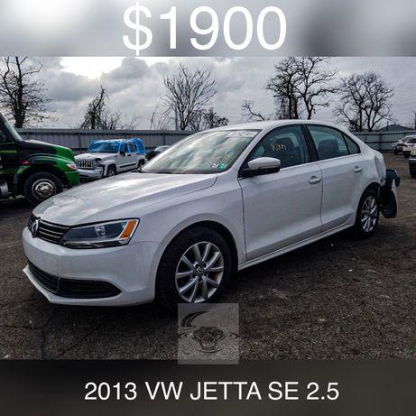"Volkswagen Jetta SE 2013 2.5 USA ""CAYMAN CAR"""
