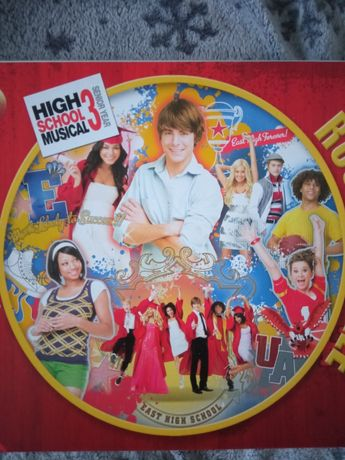 Puzzle okrągłe High School Musical 500 Disney