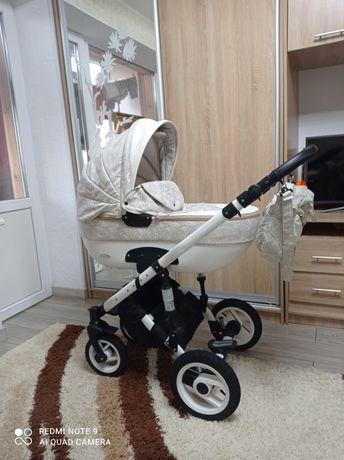 Продам практичну польску коляску OTTO 3 в 1