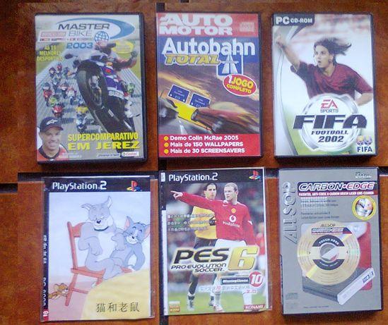 4 jogos Playstation