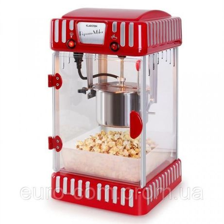 Германи! Новый попкорн апарат машина для попкорна 60 л/час попкорница
