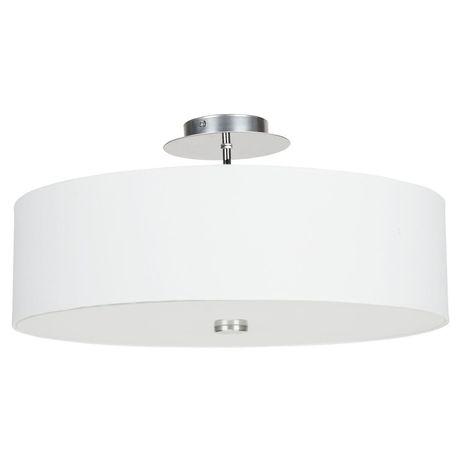 Lampa sufitowa żyrandol plafon VIVIANE WHITE 6391