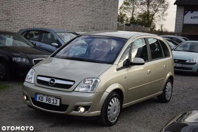 Opel Meriva 1.8B Automat 83 TYS !!! Sprowadzony
