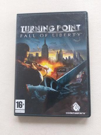Gra komputerowa na PC Turning point Fall of Liberty