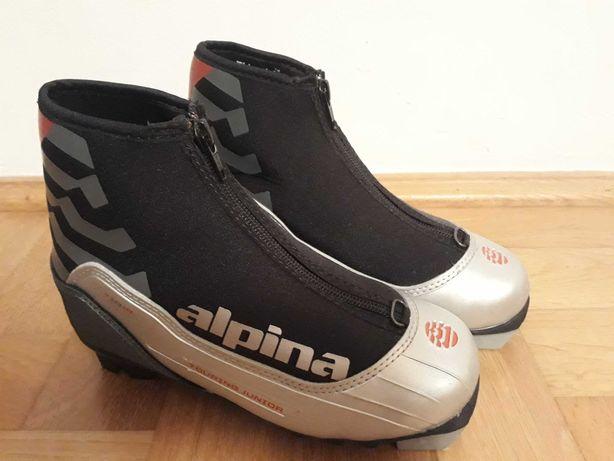 Buty narciarskie biegowe Alpina NNN 33 - 21,5cm