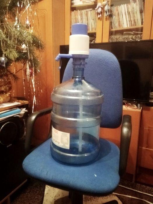 Бутыль с помпой для воды Киев - изображение 1