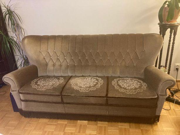 Komplet wypoczynkowy - SOFA plus 2 fotele