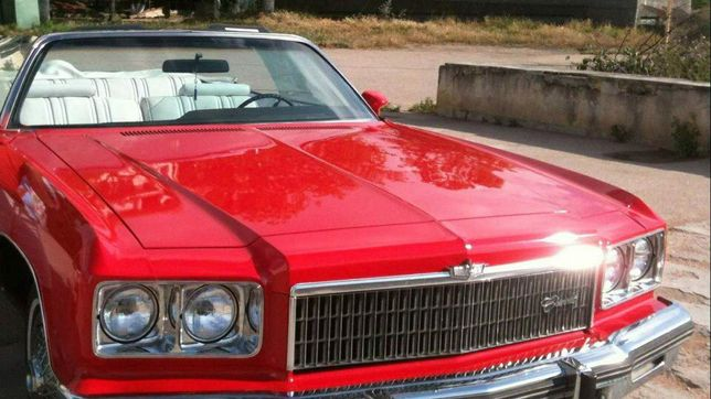 Прокат авто кабриолет Машина для съёмок на аренда Chevy Impala